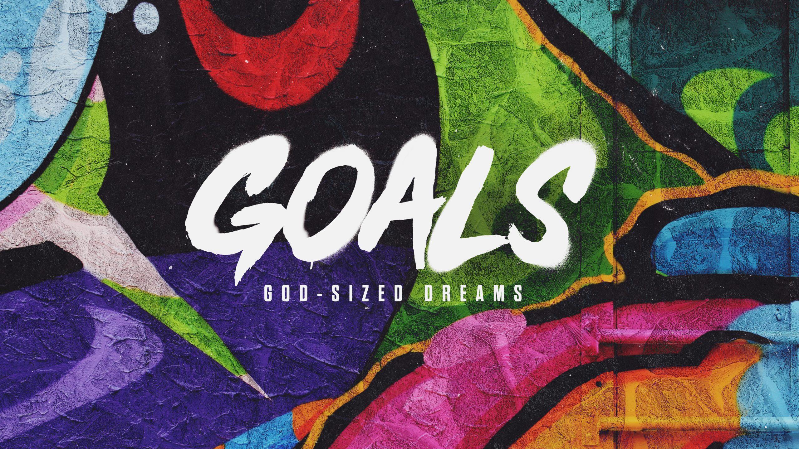 goals title slide